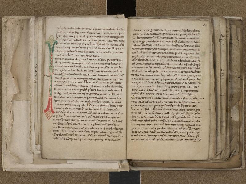 SAINT-OMER, Bibliothèque municipale, 0776, f. 040v - 041