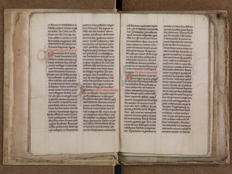 SAINT-OMER, Bibliothèque municipale, 0788, f. 007v - 008