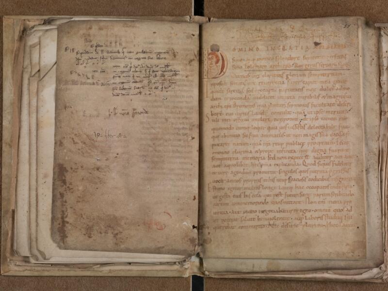 SAINT-OMER, Bibliothèque municipale, 0788, f. 030v - 031