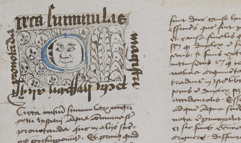 Semur-en-Auxois, Bibl. mun., ms. 0035, f. 001 - vue 2