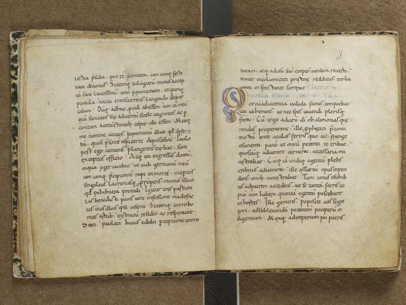 SEMUR-EN-AUXOIS, Bibliothèque municipale, 001, f. 010v - 011
