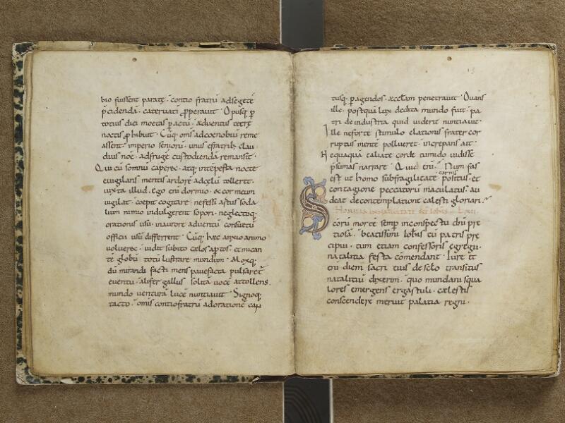 SEMUR-EN-AUXOIS, Bibliothèque municipale, 001, f. 012v - 013