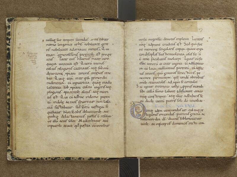 SEMUR-EN-AUXOIS, Bibliothèque municipale, 001, f. 016v - 017