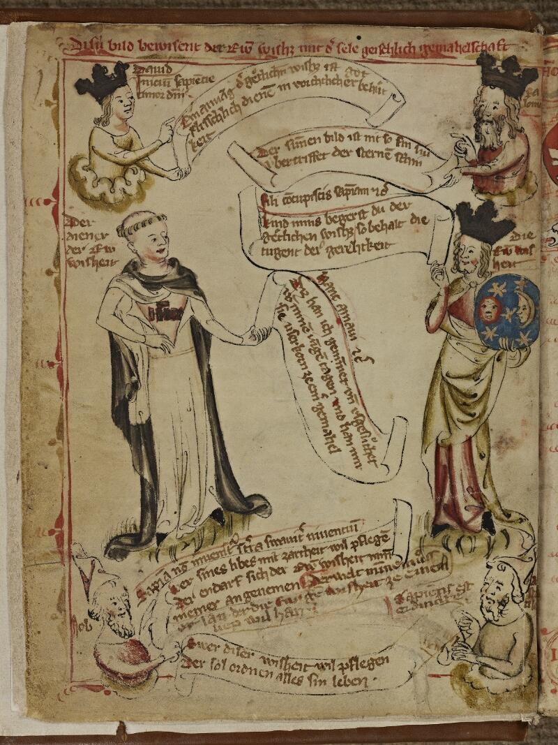 Strasbourg, Bibl. univ., ms. 2929, f. 001v - vue 2