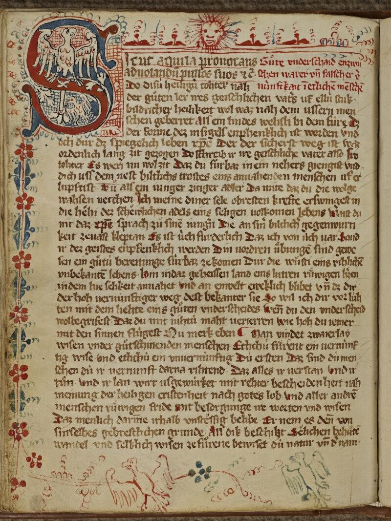 Strasbourg, Bibl. univ., ms. 2929, f. 084v - vue 1