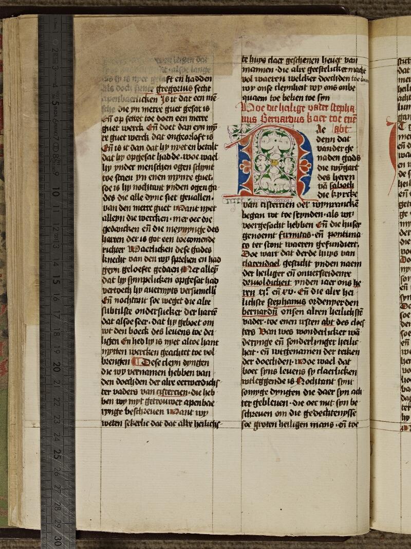 Strasbourg, Bibl. univ., ms. 2930, f. 024v - vue 1