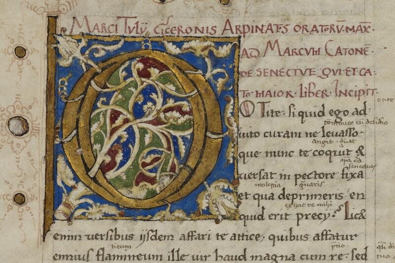 Strasbourg, Bibl. univ., ms. 0075, f. 001 - vue 3