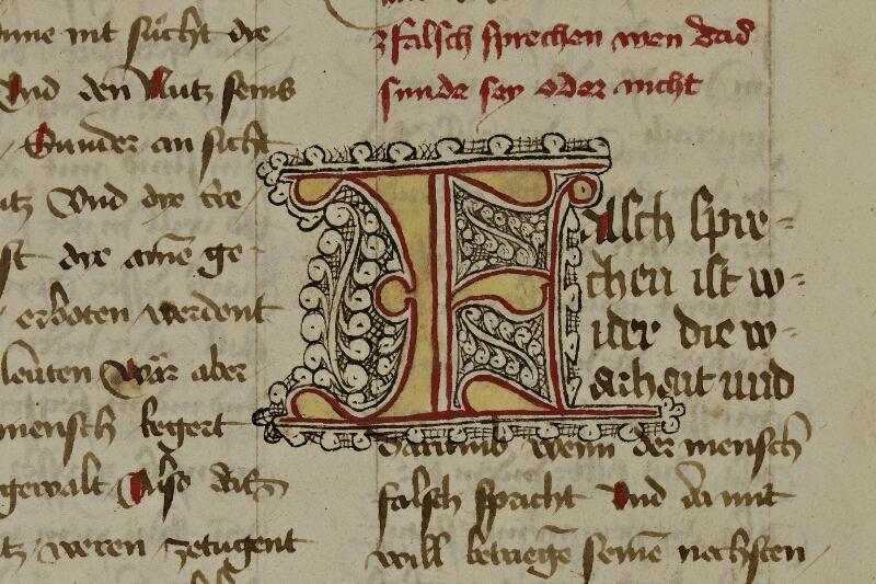 Strasbourg, Bibl. univ., ms. 2261, f. 108 - vue 2