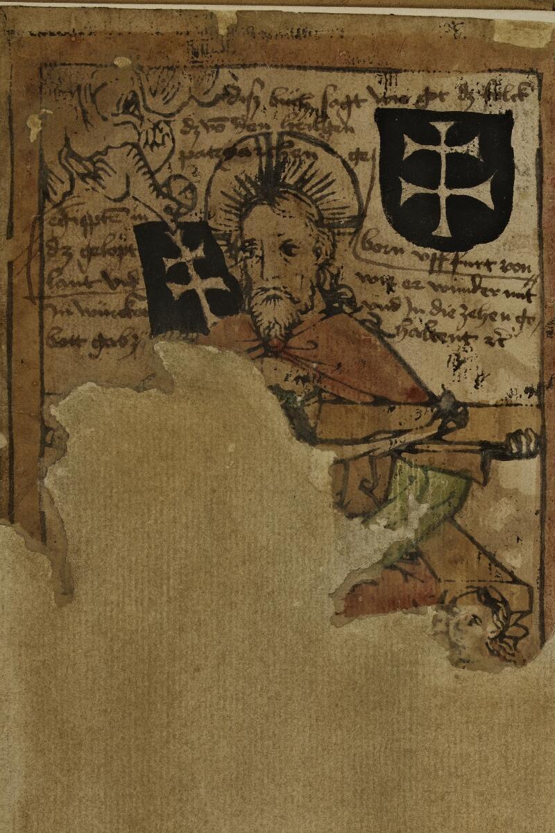 Strasbourg, Bibl. univ., ms. 2933, f. 000Av