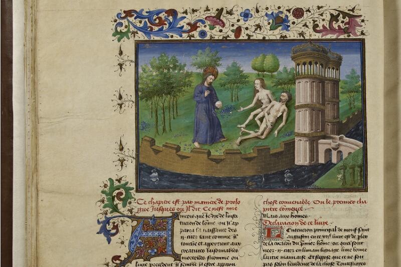 Strasbourg, Bibl. univ., ms. 0523, f. 023v - vue 2