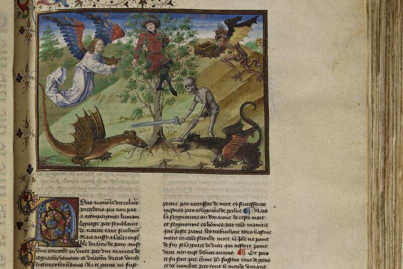 Strasbourg, Bibl. univ., ms. 0523, f. 054 - vue 2