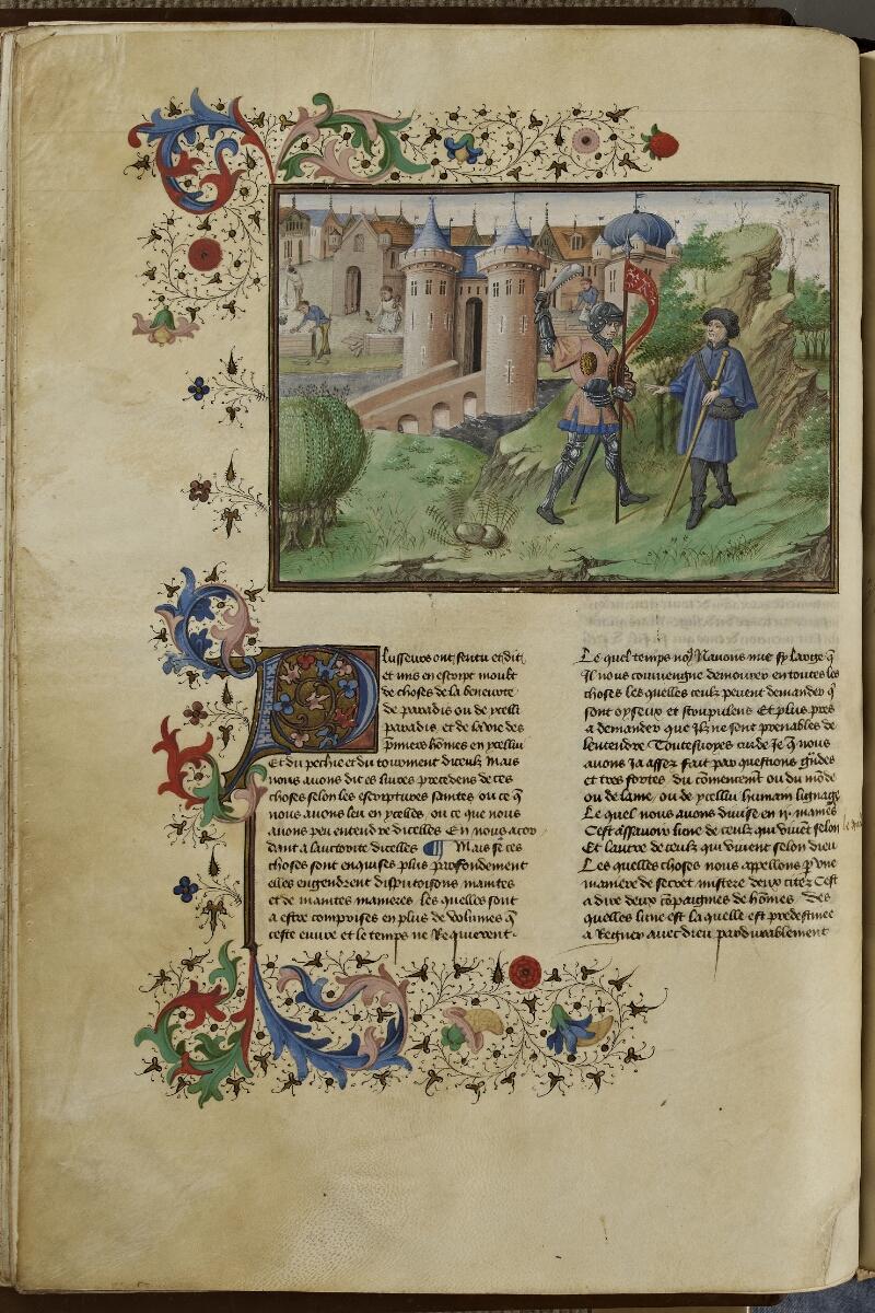 Strasbourg, Bibl. univ., ms. 0523, f. 076v - vue 1