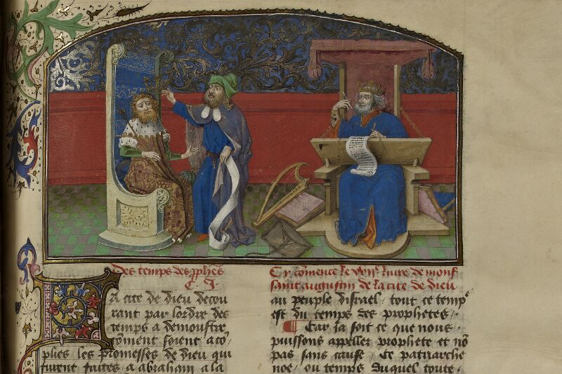 Strasbourg, Bibl. univ., ms. 0523, f. 150 - vue 2