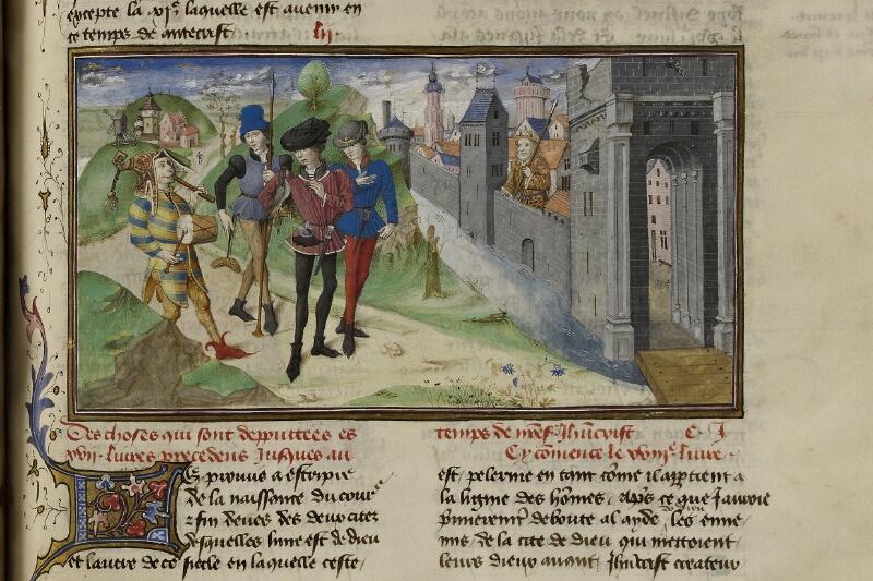 Strasbourg, Bibl. univ., ms. 0523, f. 180 - vue 2