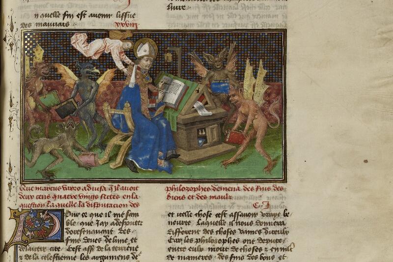 Strasbourg, Bibl. univ., ms. 0523, f. 230 - vue 2