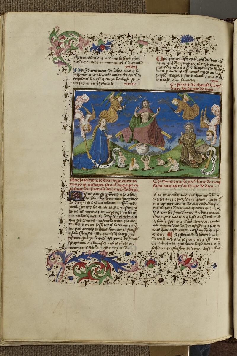 Strasbourg, Bibl. univ., ms. 0523, f. 259v - vue 1