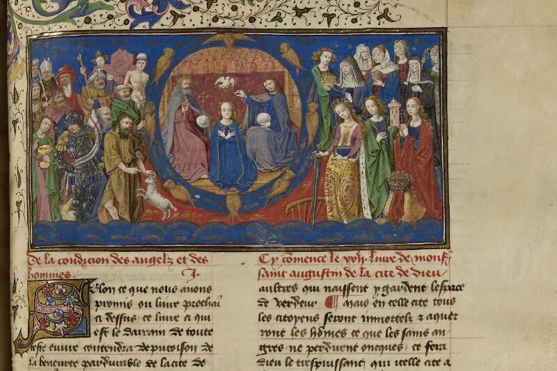 Strasbourg, Bibl. univ., ms. 0523, f. 321 - vue 2