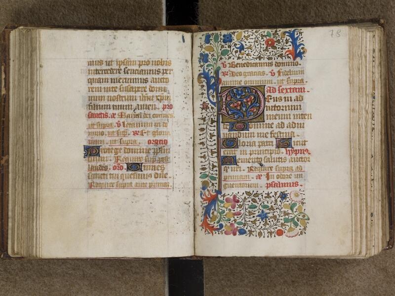 TOULOUSE, Bibliothèque municipale, 2881, f. 077v - 078