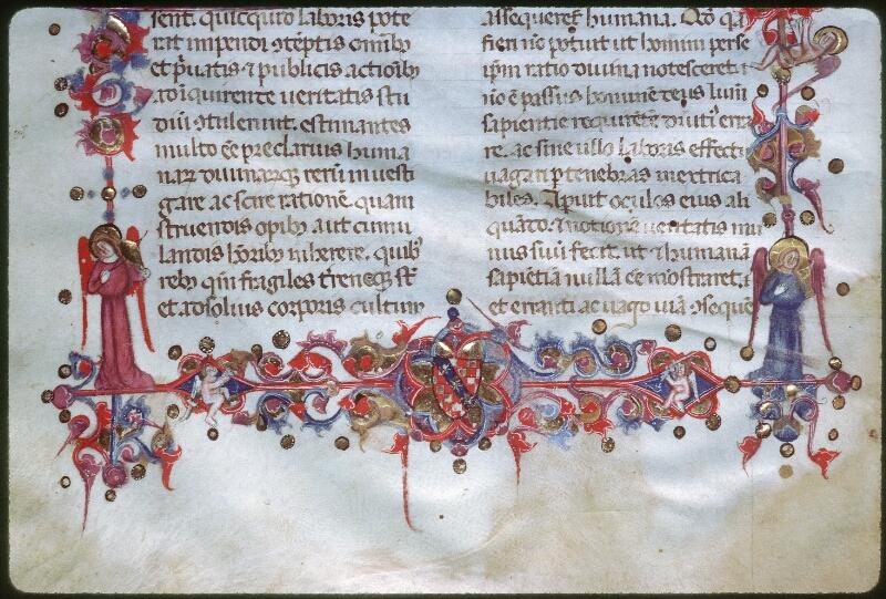 Tours, Bibl. mun., ms. 0258, f. 008v - vue 5