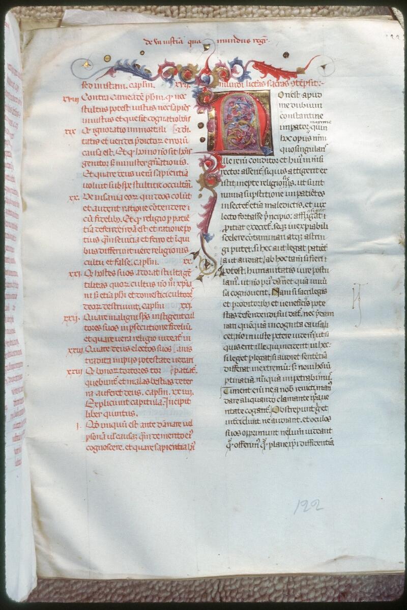 Tours, Bibl. mun., ms. 0258, f. 122
