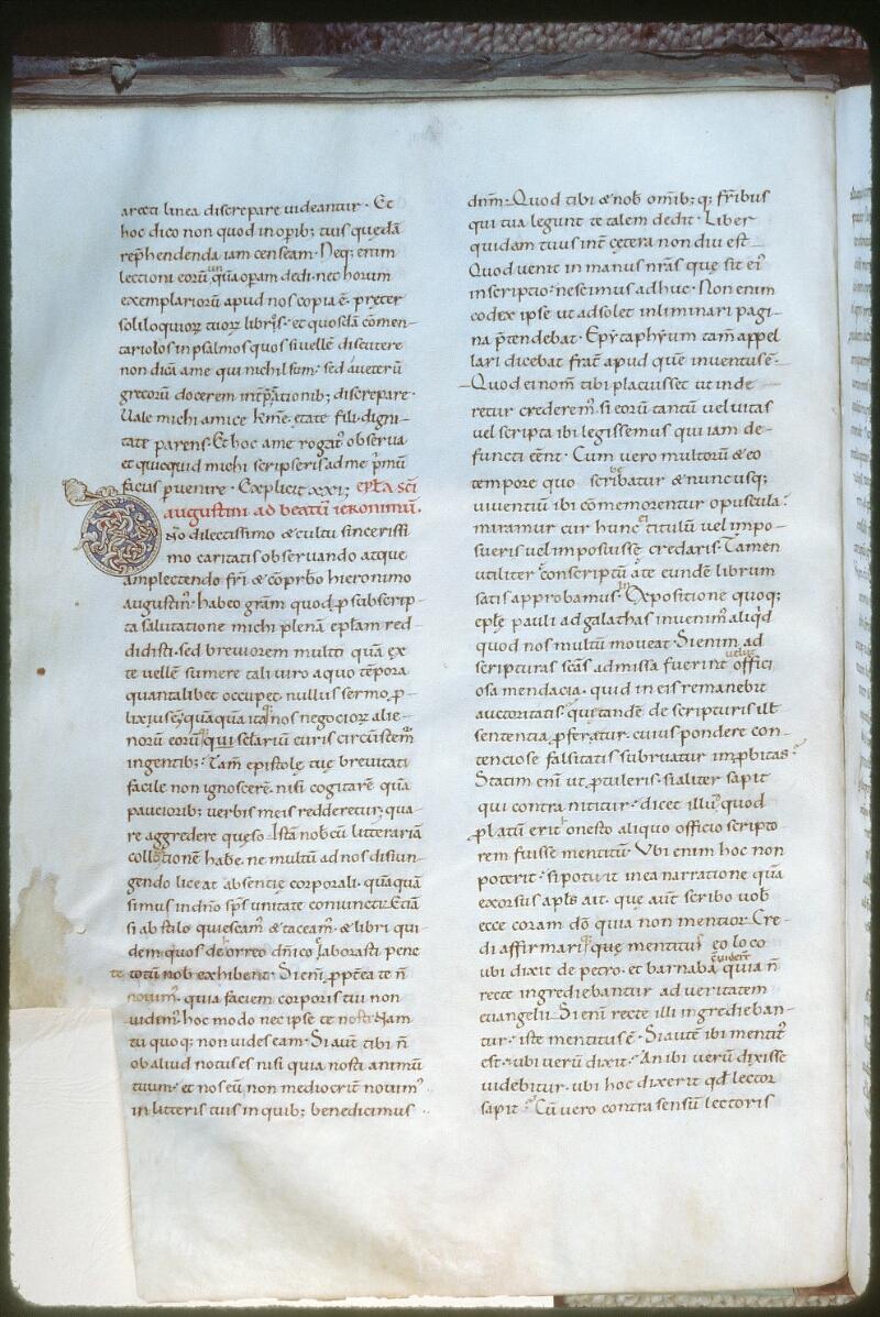Tours, Bibl. mun., ms. 0276, f. 018v