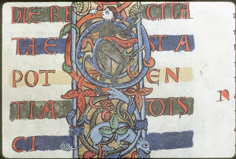 Tours, Bibl. mun., ms. 0291, f. 009 - vue 3