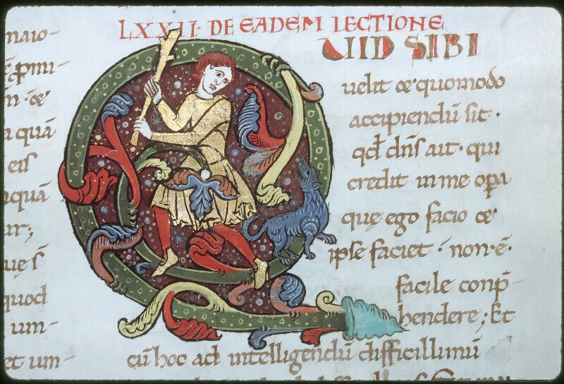 Tours, Bibl. mun., ms. 0291, f. 074 - vue 2