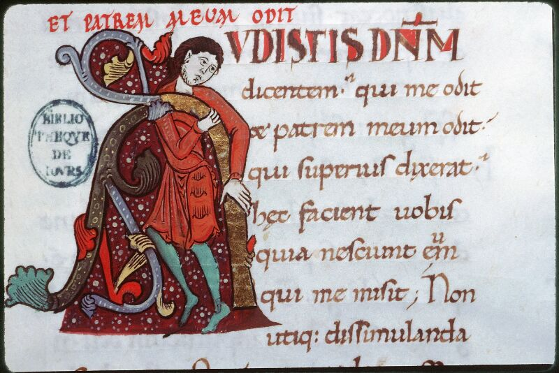 Tours, Bibl. mun., ms. 0291, f. 094