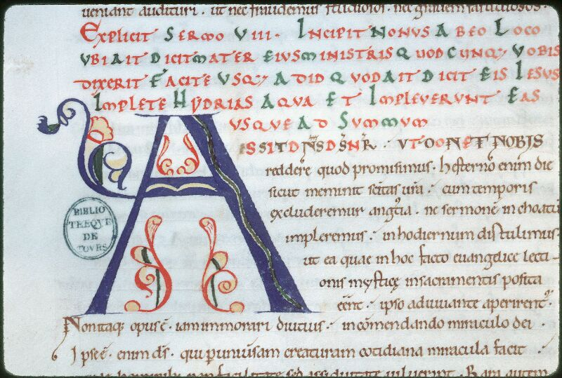 Tours, Bibl. mun., ms. 0292, f. 040v
