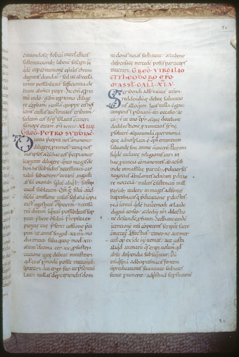Tours, Bibl. mun., ms. 0316, f. 020