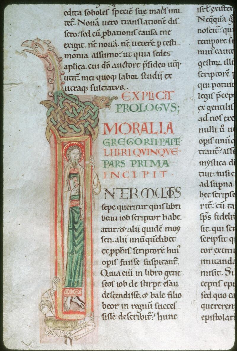 Tours, Bibl. mun., ms. 0318, f. 005v - vue 2
