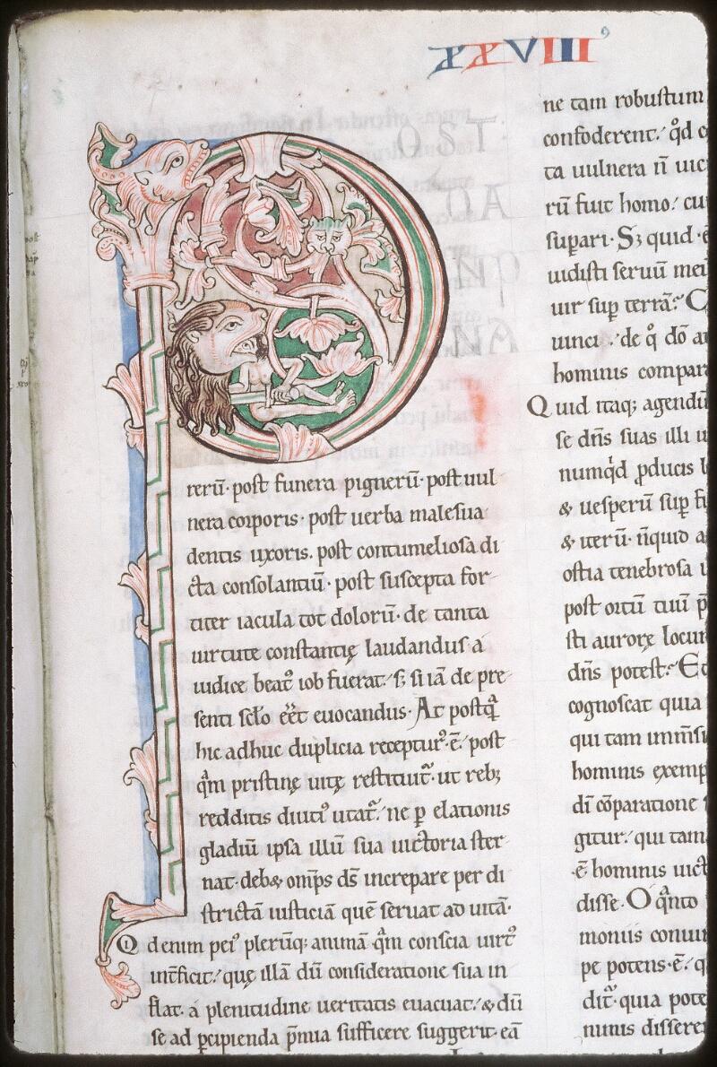 Tours, Bibl. mun., ms. 0320, f. 071 - vue 1