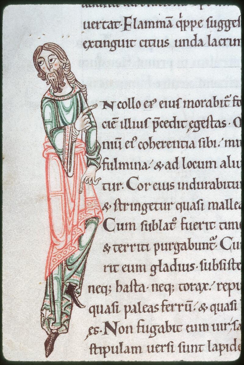 Tours, Bibl. mun., ms. 0320, f. 164v - vue 2