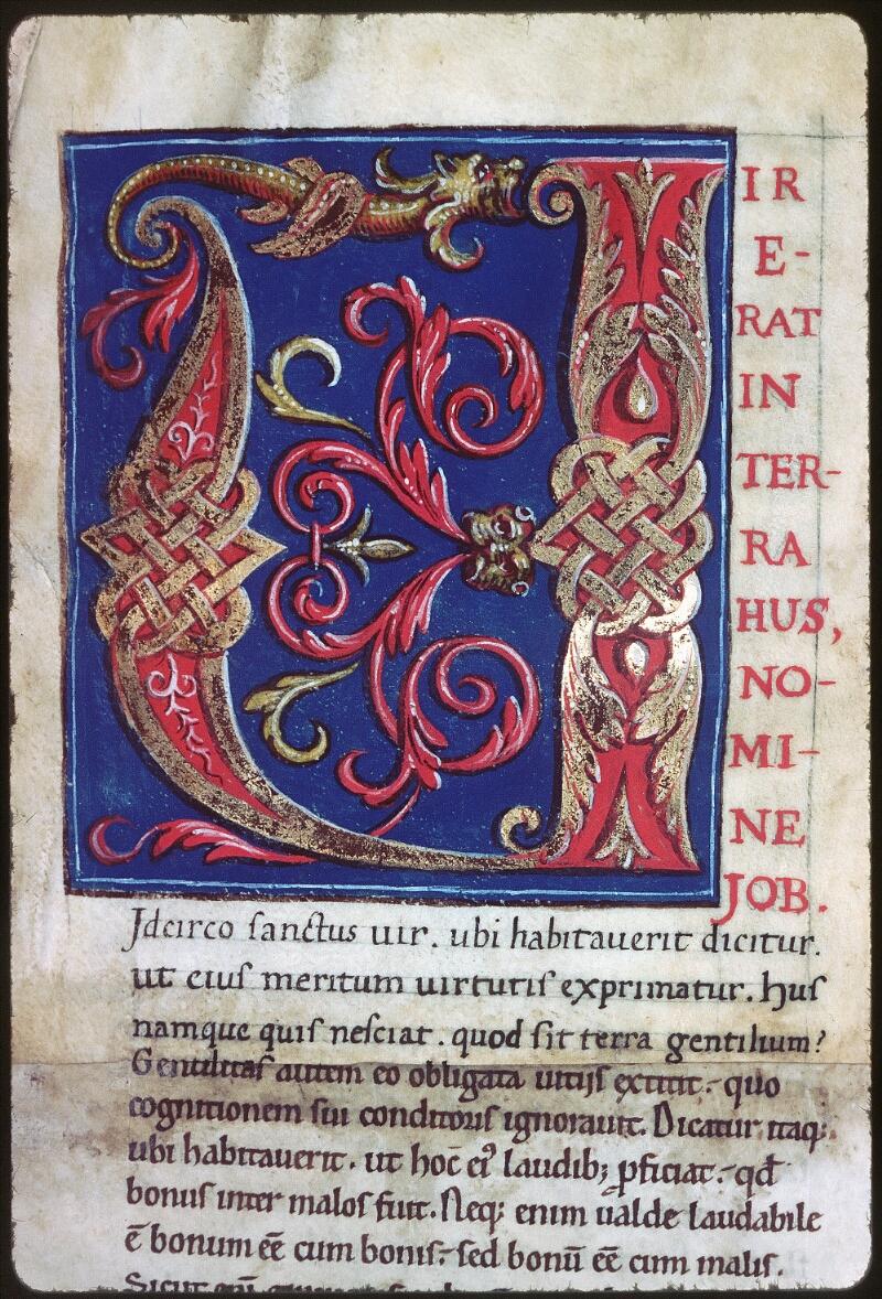 Tours, Bibl. mun., ms. 0321, f. 006 - vue 2