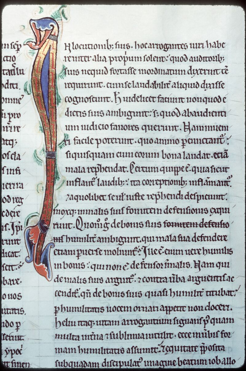 Tours, Bibl. mun., ms. 0322, f. 105