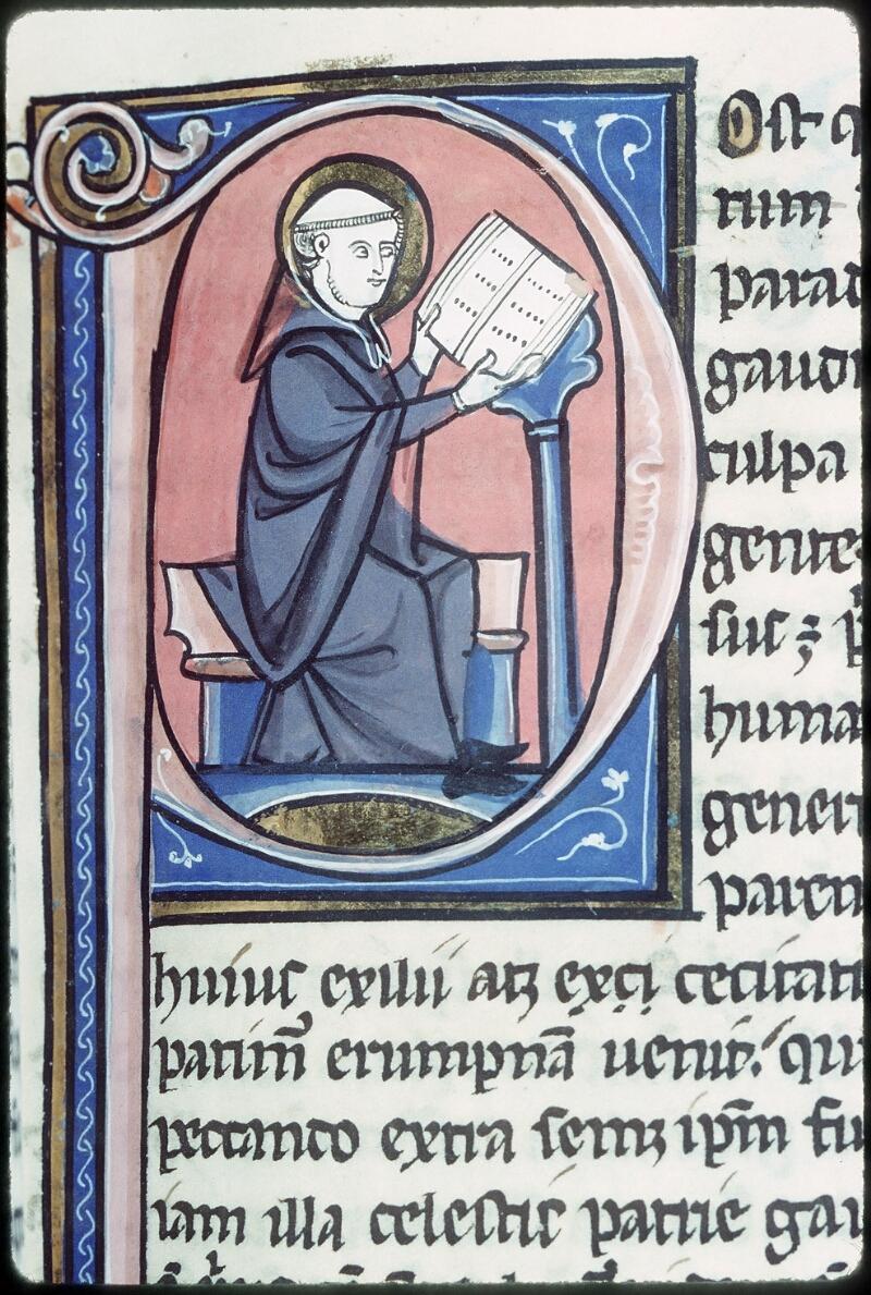 Tours, Bibl. mun., ms. 0327, f. 081 - vue 2