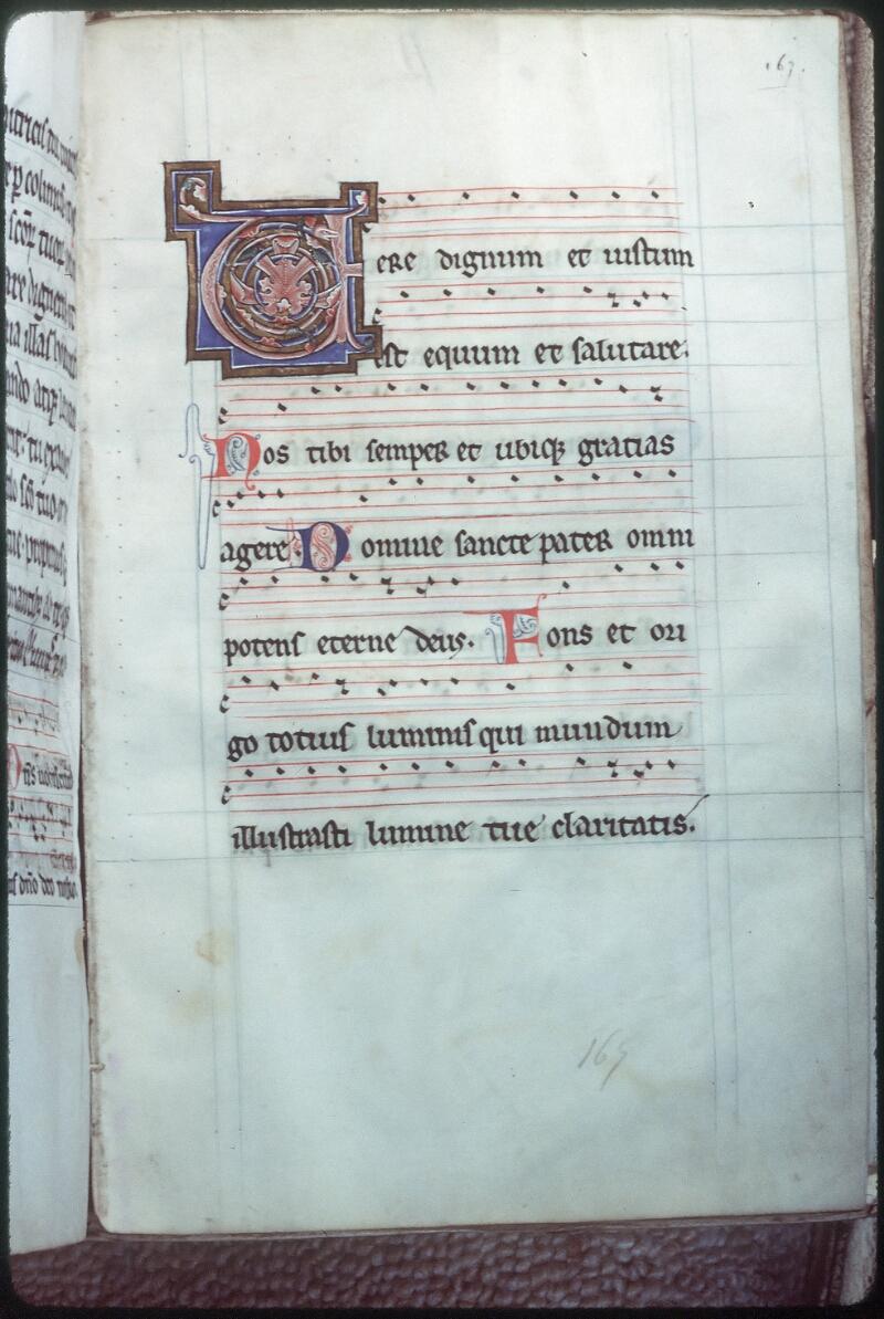 Tours, Bibl. mun., ms. 0330, f. 167