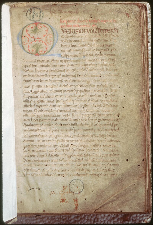 Tours, Bibl. mun., ms. 0342, f. 001