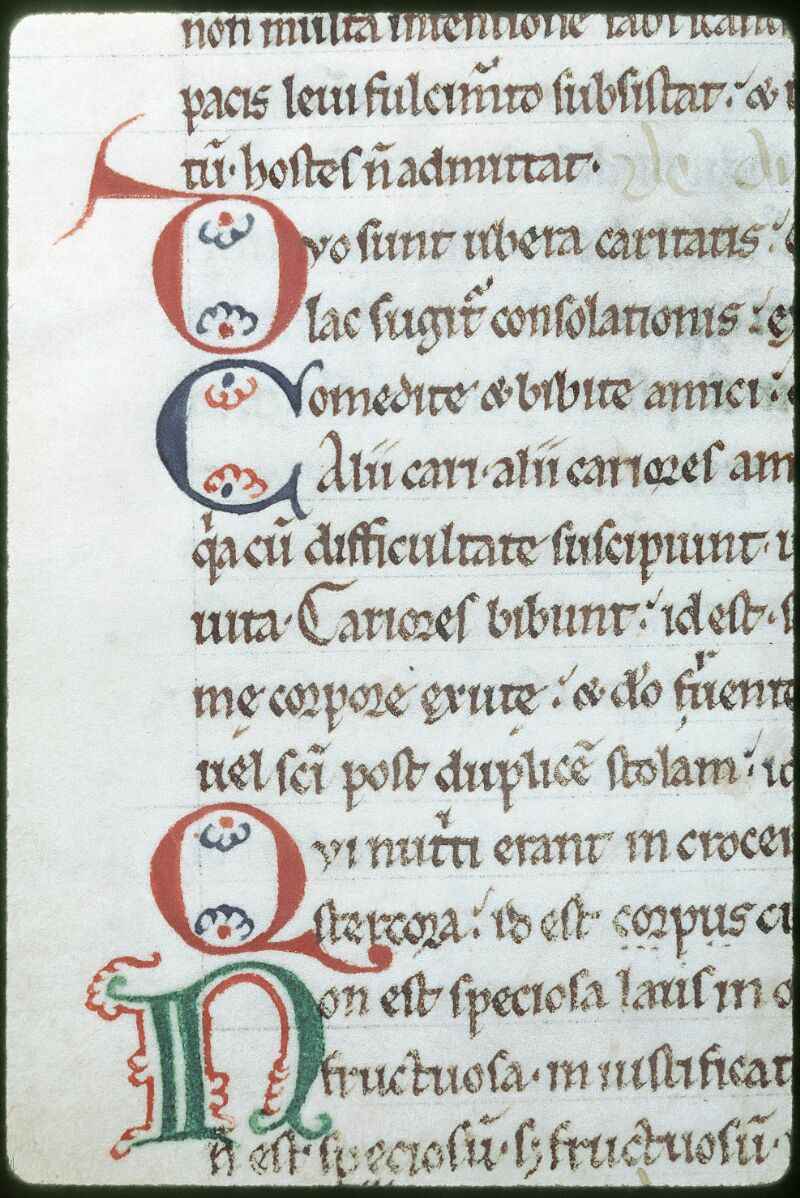 Tours, Bibl. mun., ms. 0343, f. 020v - vue 2