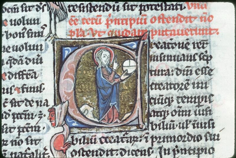 Tours, Bibl. mun., ms. 0356, f. 103v - vue 2