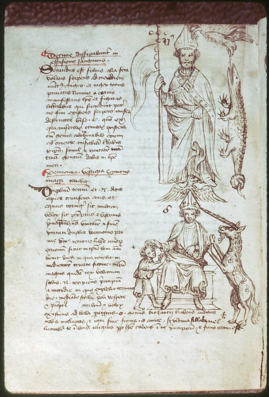 Tours, Bibl. mun., ms. 0520, f. 222v - vue 1