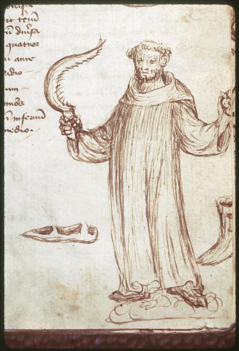 Tours, Bibl. mun., ms. 0520, f. 223 - vue 3