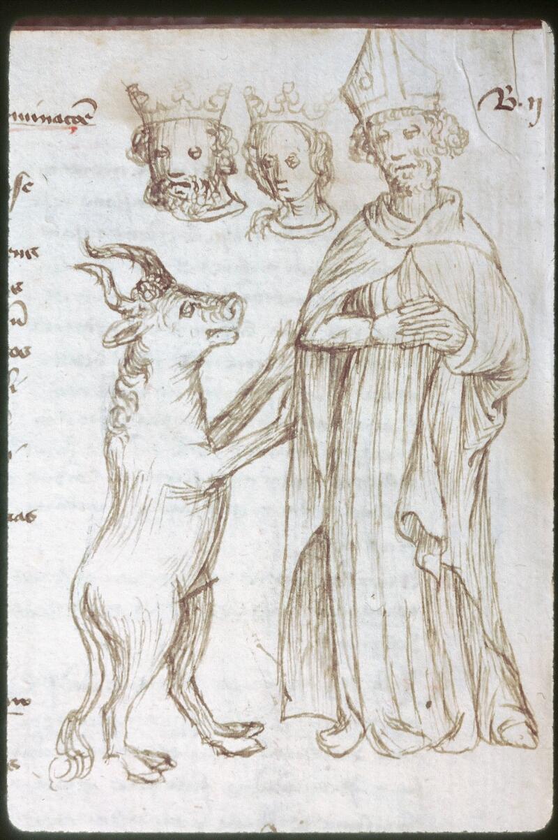 Tours, Bibl. mun., ms. 0520, f. 223v - vue 2