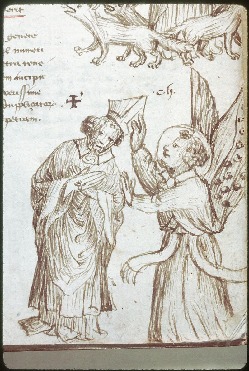 Tours, Bibl. mun., ms. 0520, f. 225 - vue 3