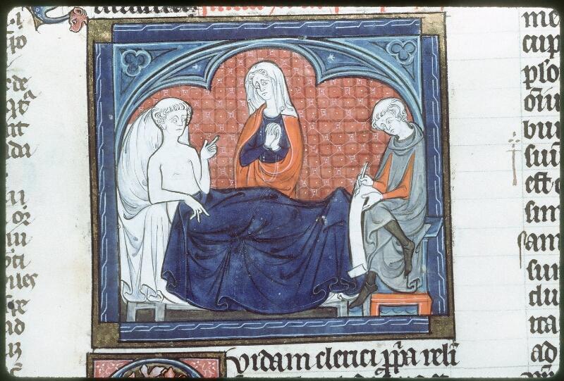 Tours, Bibl. mun., ms. 0558, f. 175 - vue 2