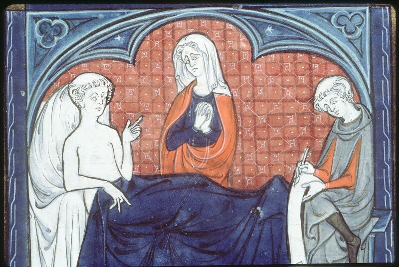 Tours, Bibl. mun., ms. 0558, f. 175 - vue 3