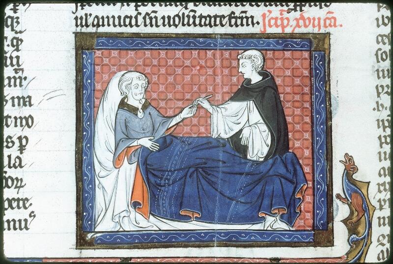 Tours, Bibl. mun., ms. 0558, f. 207v - vue 2