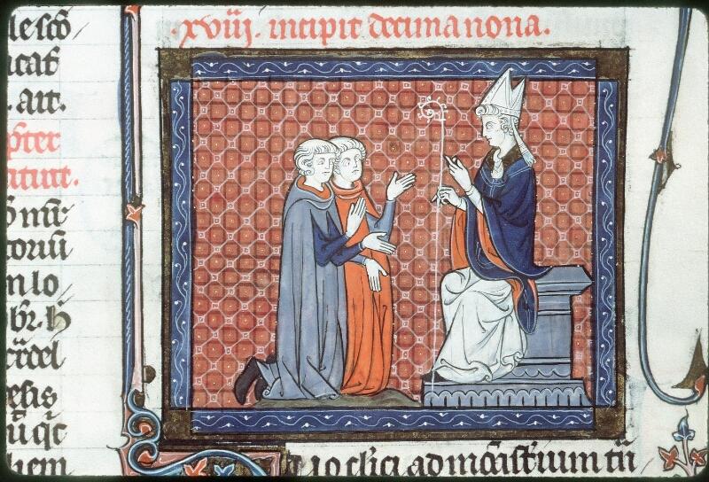 Tours, Bibl. mun., ms. 0558, f. 213v - vue 2