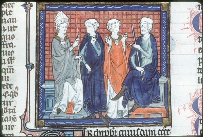Tours, Bibl. mun., ms. 0558, f. 217 - vue 1