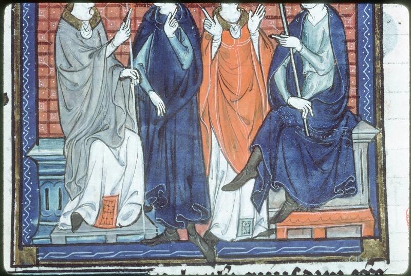 Tours, Bibl. mun., ms. 0558, f. 217 - vue 2